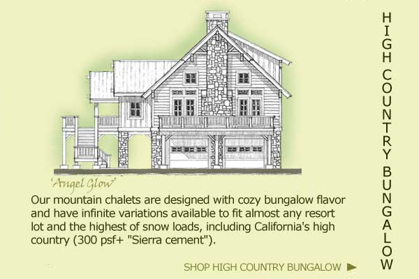 high country bungalow